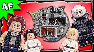 Lego Star Wars DEATH STAR UCS 75159 Stop Motion Build Review