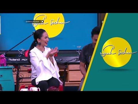 Sheila Majid Kaget Kedatangan Teman Baiknya di Indonesia
