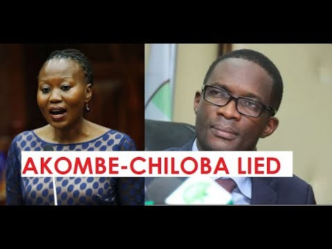 Akombe-How Chiloba LIED To IEBC Lawyers at the Supreme Court