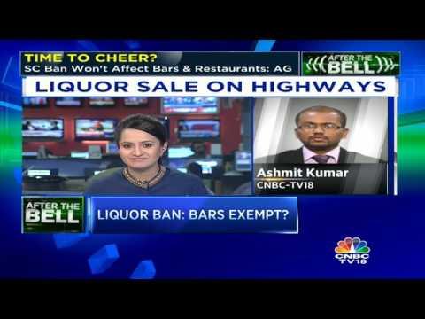 Liquor Ban: Bars Exempt?