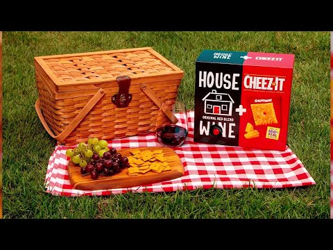Big Mike - Cheez-it Wine Box is a Thing!