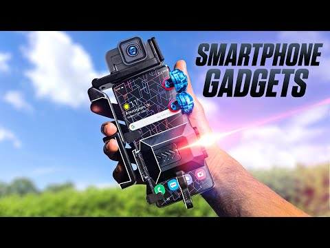 19 Smartphone Gadgets that Blew me Away.