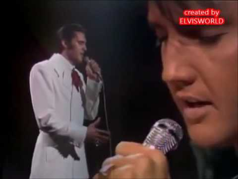 ELVIS PRESLEY, IF I CAN DREAM   1968 SPECIAL