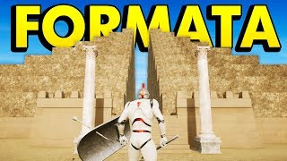CAN WE CAPTURE THE FORMATA PYRAMID? (Formata Funny Gameplay)