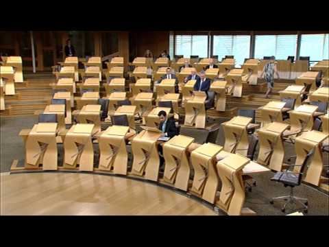 Members' Business - Scottish Parliament: 28th January 2016