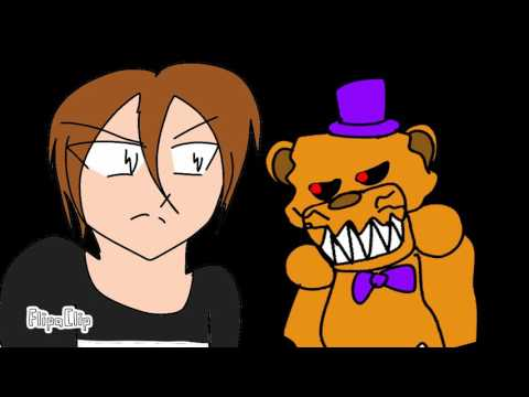 DON'T TOUCH THE CHILD ! Fnaf
