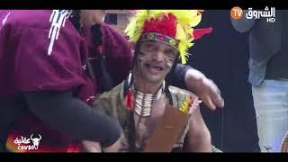 المغني مازي في برنامج عقلية كوبوي 3aklia Cow Boy