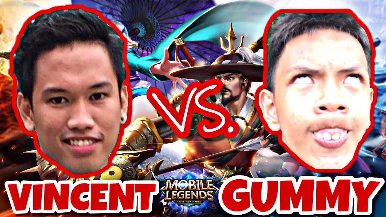 VINCENT VS. GUMMY (MOBILE LEGENDS TOURNAMENT)