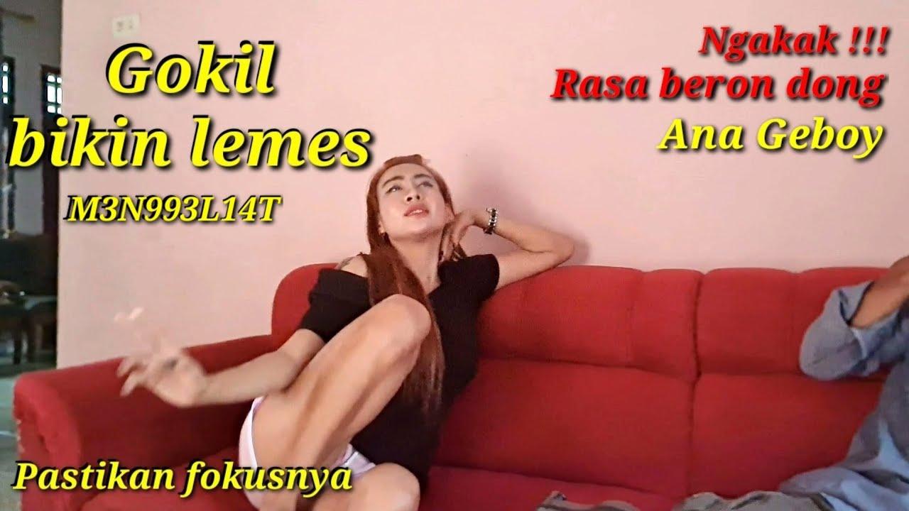 Download Prank hipnotis wanita cantik Mbak Ana geboy lucu banget