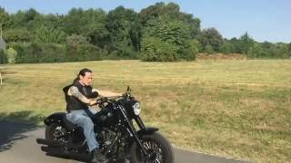 "Ride ""Just for Fun"" - FLSS 2016 (Softail Slim S) - 20/08/2016"
