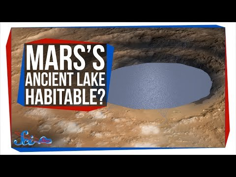 Could Life Have Survived in Mars's Ancient Lake?