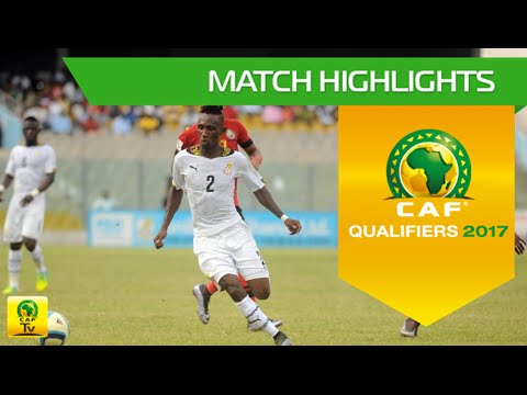 Ghana vs Mozambique | Africa Cup of Nations Qualifiers 2017