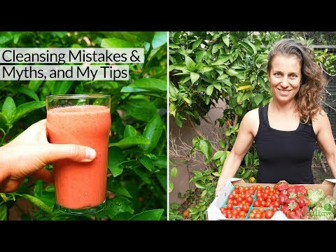 Vegan Cleanse for Weight Loss | How to Do it Right | Detox Mistakes