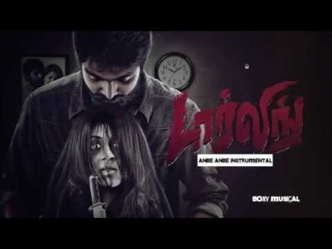 Darling  Anbe Anbe Instrumental - Andre nel Boxy Official 2015