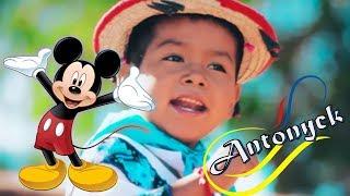 Movimiento Naranja Ft. Mickey Mouse  Remix Oficial Fandub