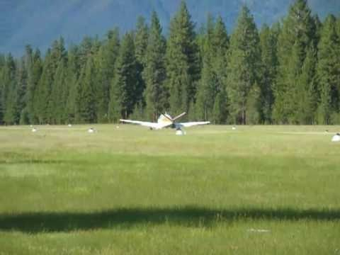 Bonanza Landing Seeley Lake Airport