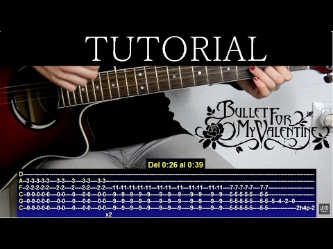 Cómo tocar Forever and always acoustic de BFMV (Tutorial de Guitarra) / How to play