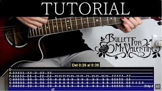 Cómo tocar Forever and always acoustic de BFMV (Tutorial de Guitarra) / How to play