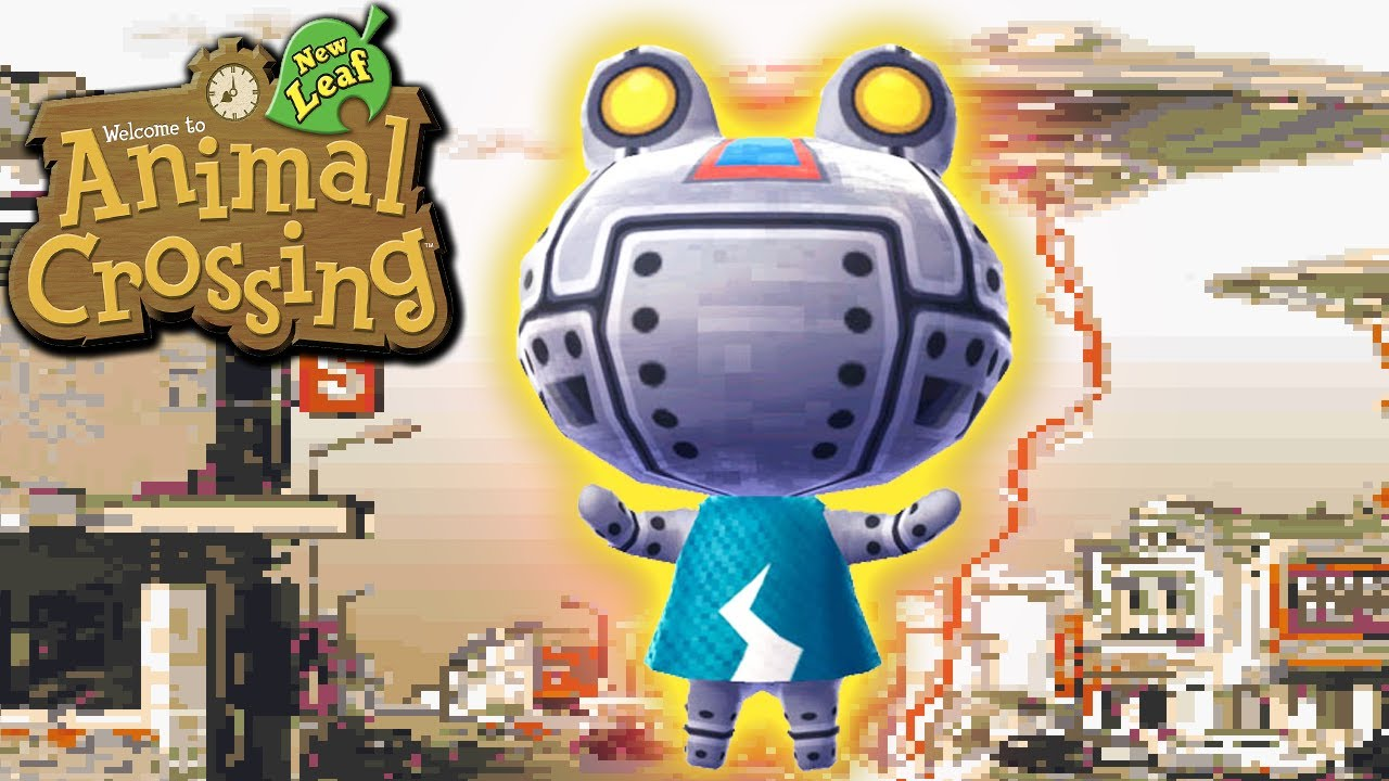 Animal Crossing: New Leaf - Ribbot Invades! (Nintendo 3DS ...