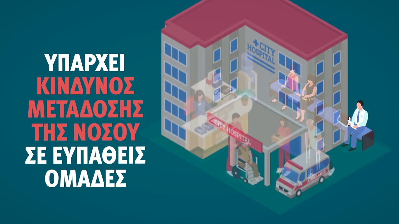 Νέος κορωνοϊός Covid-19 - Οδηγίες - Εθνικός Οργανισμός Δημόσιας Υγείας