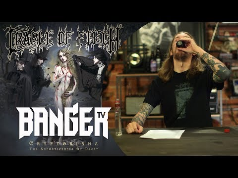 CRADLE OF FILTH Cryptoriana The Seductiveness of Decay Album Review | Overkill Review