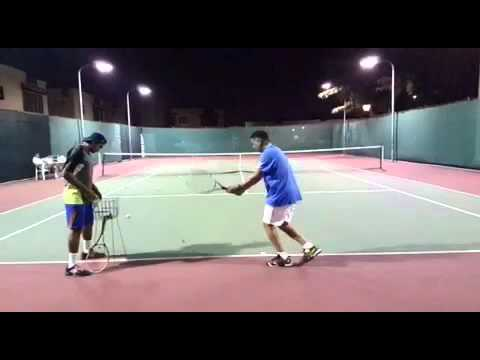 Essam tennis 3