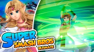 ¡La waifu suprema de SSB Ultimate! - #42 - Super Smash Bros Ultimate (Switch) DSimphony
