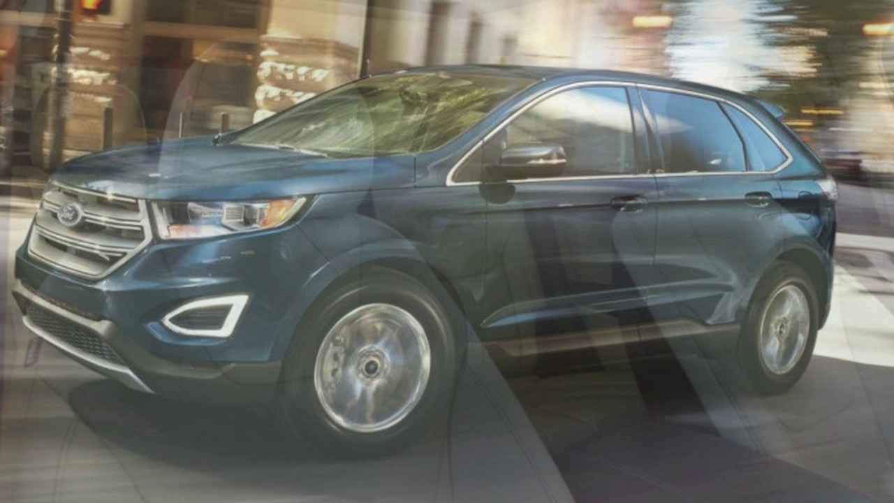 Comparing Ford Edge In Richwood Vs Toyota Highlander