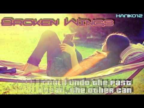 Nikki Flores - Broken Wings (Leona Lewis Demo) [Lyrics]