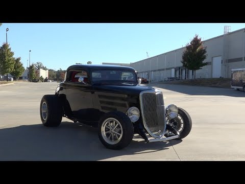 136071 / 1934 Ford Coupe