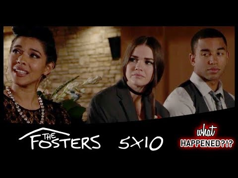 THE FOSTERS 5x10 Recap - Will Callie, AJ & Ximena Be Arrested? 5x11 Promo | What Happened?!?