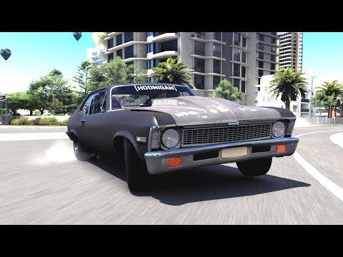 Forza Horizon 3 Online - Chevrolet Opala Turbo! DLC HOONIGAN (G27 mod)