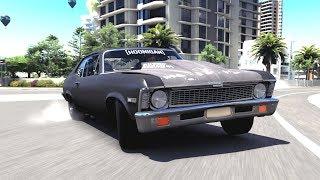 Forza Horizon 3 Online - Chevrolet Opala Turbo? DLC HOONIGAN (G27 mod)