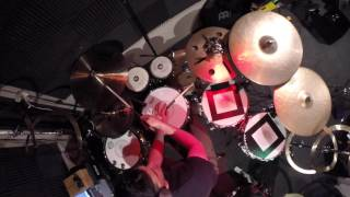 Lift Off (Feat. Shaft Husain) - a drum cover by Carlo Loielo