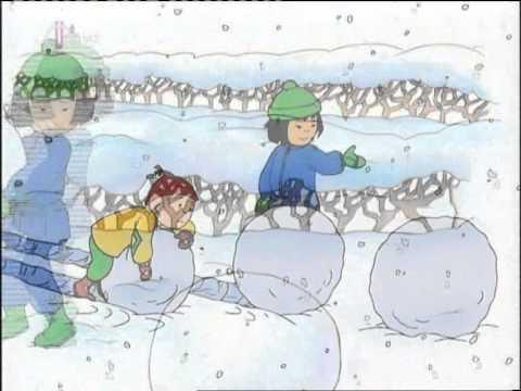 Caillou Caillou hóembere