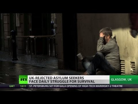 Stuck in Nowhere: UK-rejected refugees in limbo as return home dangerous