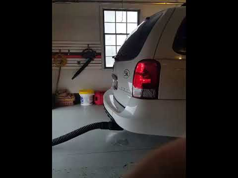PRI TriboTEX Engine Oil Additive Test with Dodge Durango Car for Car Maintenance