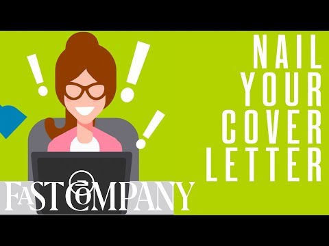 3 tips to writing a highly effective cover letter | Fast Company