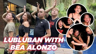 LUBLUBAN WITH BEA ALONZO (GAME NA GAME SIYA) | BEKS BATTALION