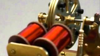 Moteur électromagnétique OMC-4 Electromagnetic motor
