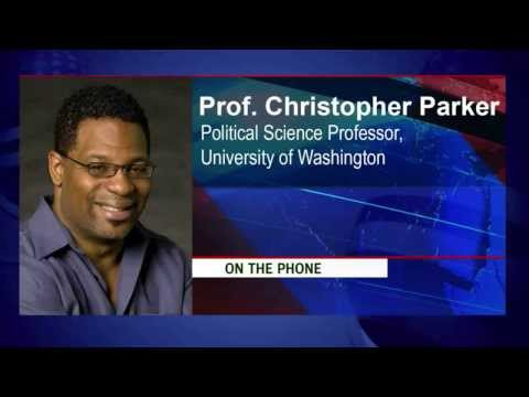 Christopher Parker -- Professor of Social Justice and Political Science