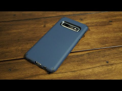 Speck Presidio Pro for Galaxy S10 - With Antimicrobial Protection!