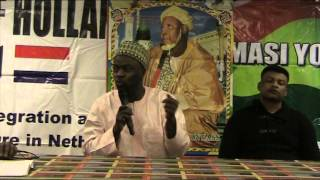 TRANSLATION OF DIWAN BY ALHAJ AHMAD TOURE OF HOLLAND PART 1 FAILA AND KUMASI YOUTH