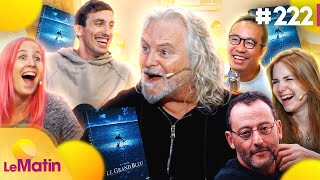 L'anecdote de PADG à propos du film Le Grand Bleu 🐳🎬 | Le Matin #222