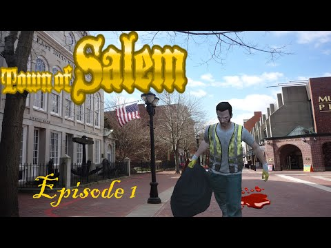 Town of Salem Episode 1 - Taking out the Trash