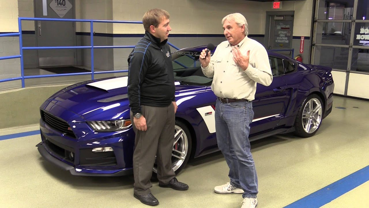 2016 roush rs3 customer review stage 3 roush mustang 16 gt35 youtube. Black Bedroom Furniture Sets. Home Design Ideas