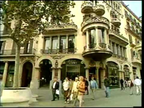 Walks With an Architect - Barcelona