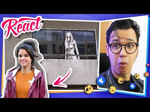 "Sobre SELENA GOMEZ?! | React The Weeknd - ""Call Out My Name"""