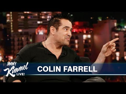 Colin Farrell is The Penguin & The Kebab King