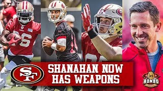 """Live! 49ers Have The """"Firepower"""" To Overtake The Rams"""